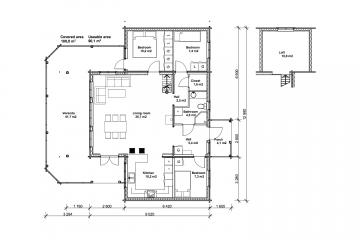Fura 100 - Construction plan