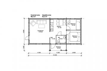 Tallbo 50 - Construction plan