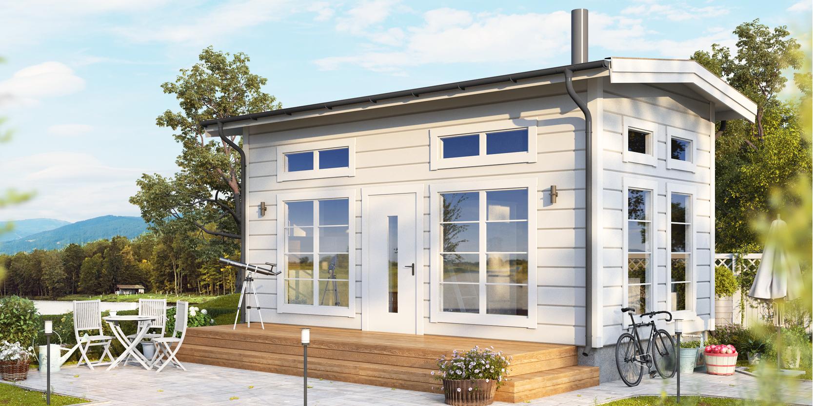 Jörnträhus – din hustillverkare för timmerhus med kvalité