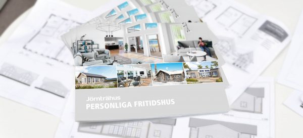 Huskatalog Fritidshus Villa Attefall Jörnträhus 2019 Nyhet Husmodeller Husbyggsatser