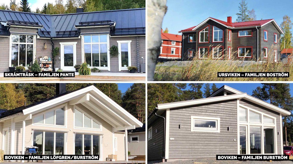 Jörnträhus Husvisning Fritidshus & Bostadshus hösten 2019