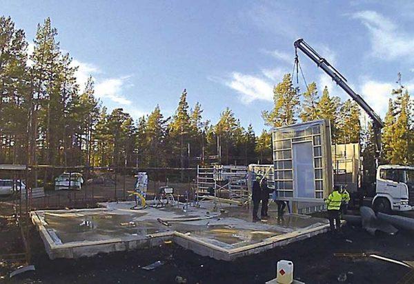 Fritidshus Björkdal L Jörnträhus Kundreportage Snapshots 3
