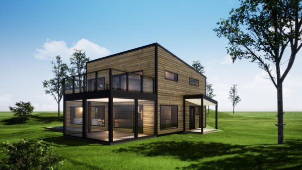 Jörnträhus nya husmodeller och ny katalog fritidshus byggsats prefabricerade hösten 2020