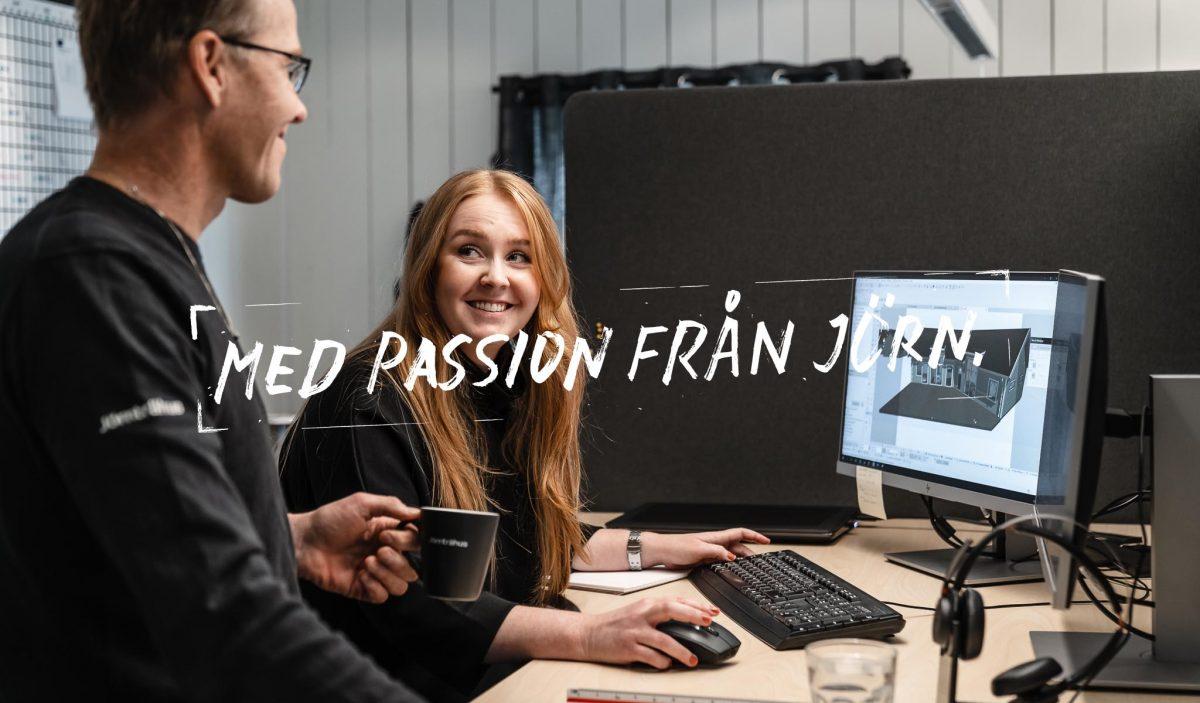 Fritidshus Med passion fran Jorn husbyggsatser villa hus byggare konstruktorer 1