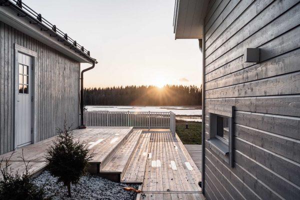 Niclas Burstrom Skelleftea AIK Jorntrahus Kundreportage Strycksele Villa Boende Hus Byggprojekt Husbyggsats 2020 B2200 1
