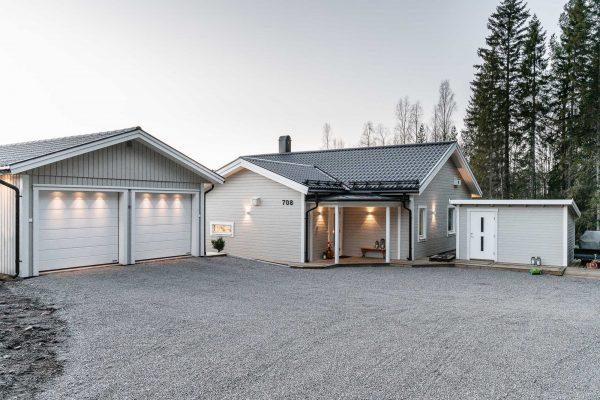 Niclas Burstrom Skelleftea AIK Jorntrahus Kundreportage Strycksele Villa Boende Hus Byggprojekt Husbyggsats 2020 B2200 13
