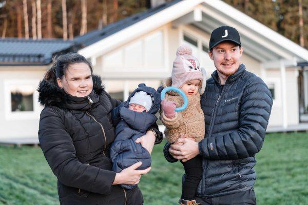 Niclas Burstrom Skelleftea AIK Jorntrahus Kundreportage Strycksele Villa Boende Hus Byggprojekt Husbyggsats 2020 B2200 5